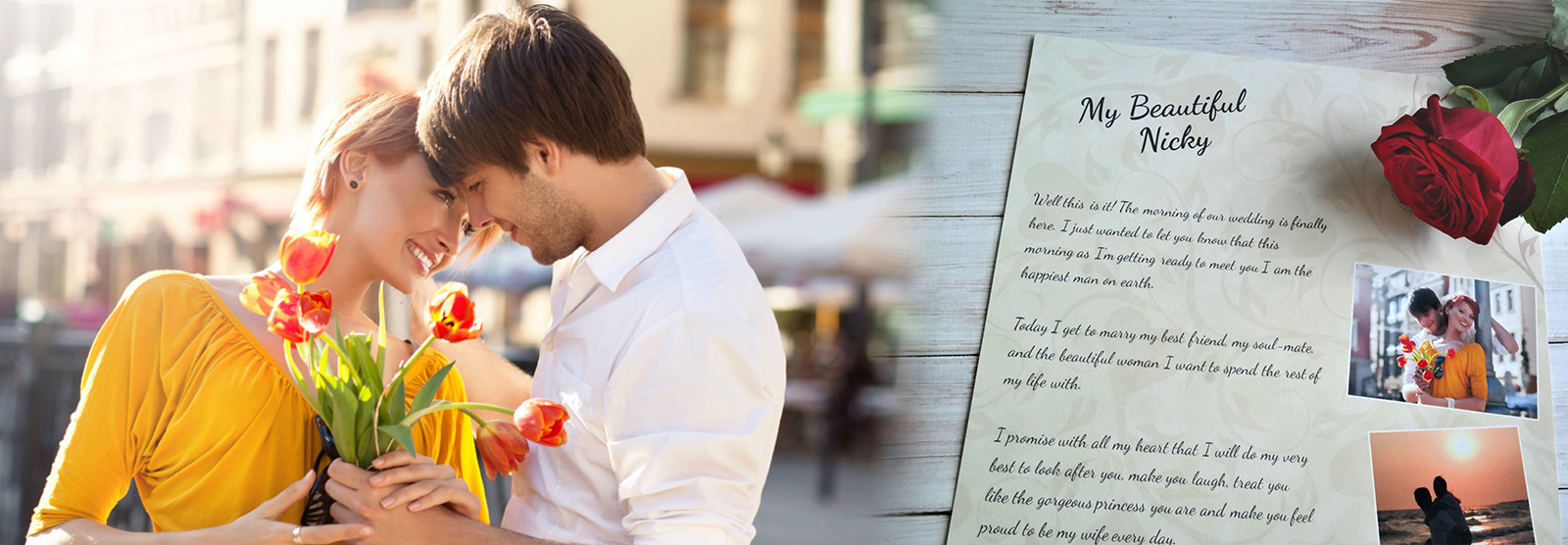 Home - Photo-Love-Letter - personalised romantic gifts for